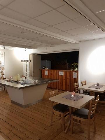 Orø Forsamlingshus - den lille sal