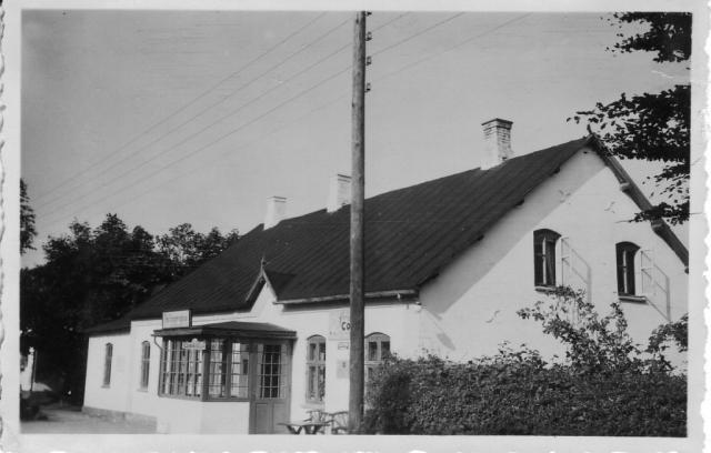 Orø Forsamlingshus, 1950
