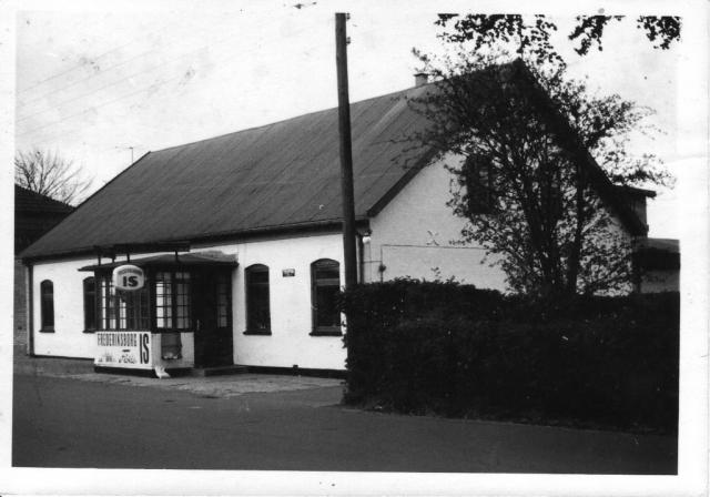 Orø Forsamlingshus, 1975