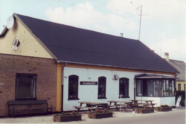 Orø Forsamlingshus, 2000