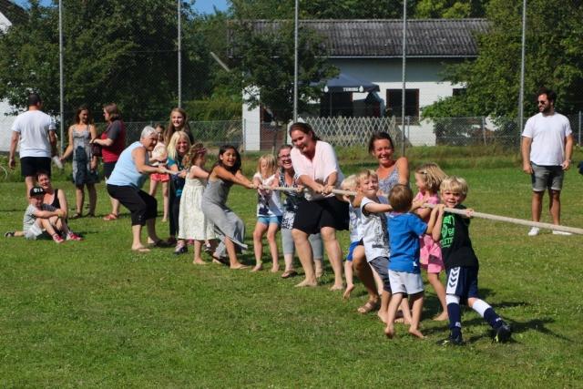 Foreningen Orø Forsamlingshus' sommerfest